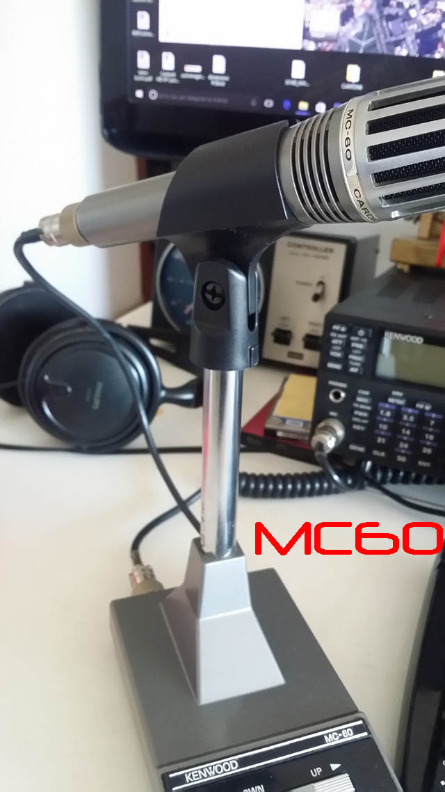 Microfono kenwood mc 60 microphones manuals