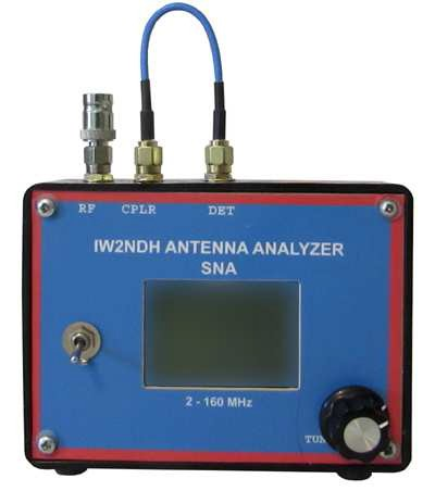 IW2NDH Antenna Analyzer